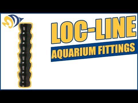 Loc-Line Aquarium Fittings Product Demo