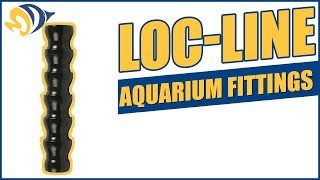 Loc-Line Aquarium Fittings Product Demo