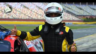 El Piloto Colombiano Juan Sebastián Arias promesa de NASCAR - Colombia
