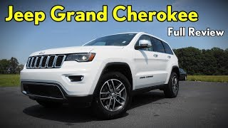 2018 Jeep Grand Cherokee: Full Review | Summit, Overland, Limited, Trailhawk, Altitude & Laredo