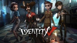 Identity V z chłopakami #21 - Wersja PC i Nowa mapa