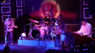"""Help Me"" The Chris Cain Band, Live at the Funky Biscuit, March 7 2015"