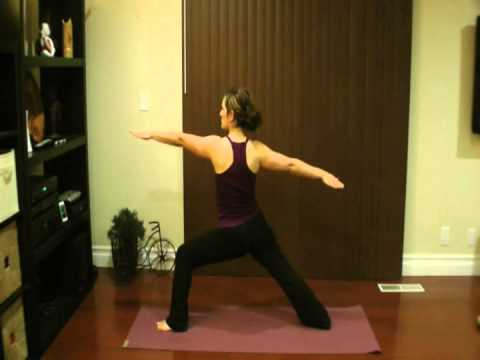 All Natural Living Power Yoga