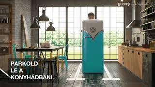 Parkold le te is a Gorenje hűtődet a konyhádban - Konyhaluxnet videó