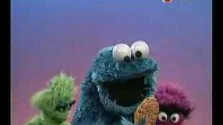 "Sesame Street - ""Gingerbread Man"""