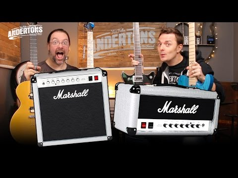 Marshall 2525 Jubilee Head & Combo Review