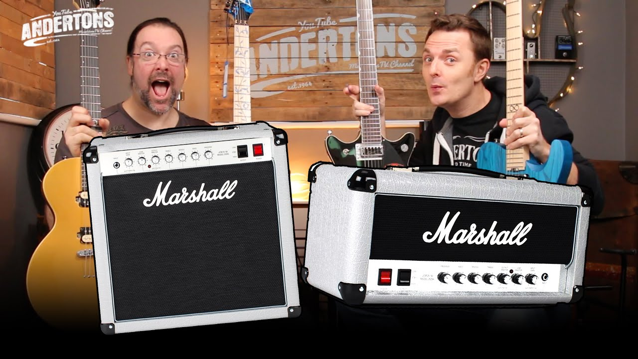 Marshall 2525 Jubilee Head   Combo Review - YouTube 9f720436bc4c6