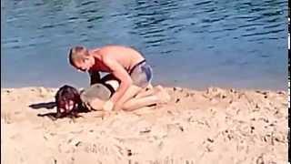пляж на югоке в кривом роге видео