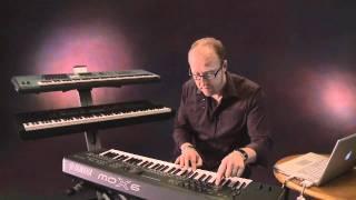 Yamaha MOX6/MOX8 -Motif XS Sound Engine