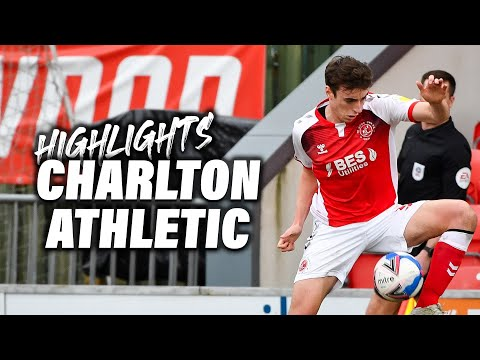 Fleetwood Town Charlton Goals And Highlights