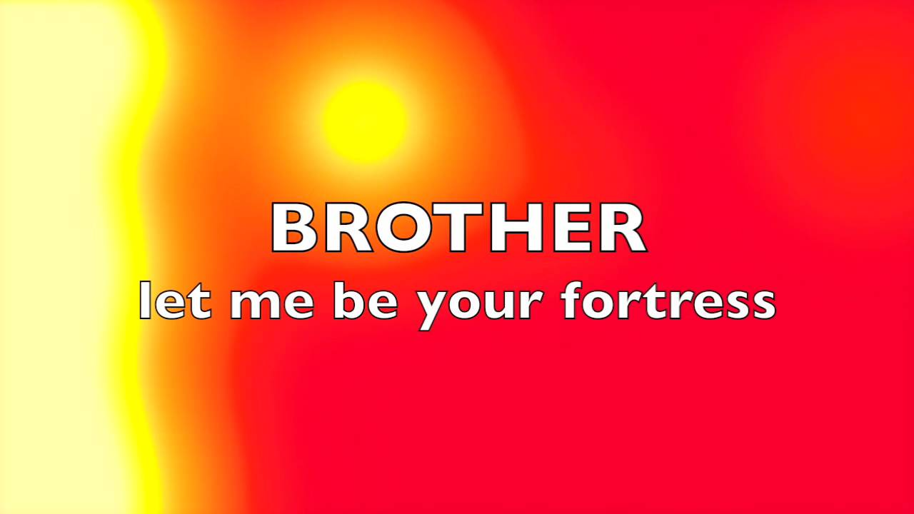 Brother Lyric Video Youtube