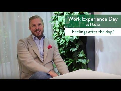 Work Experience Day at Naava - Mikko Eerola