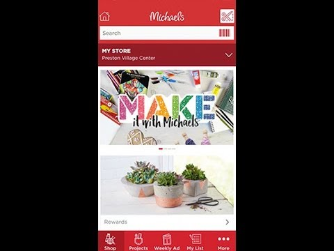 Michaels Stores - Apps on Google Play