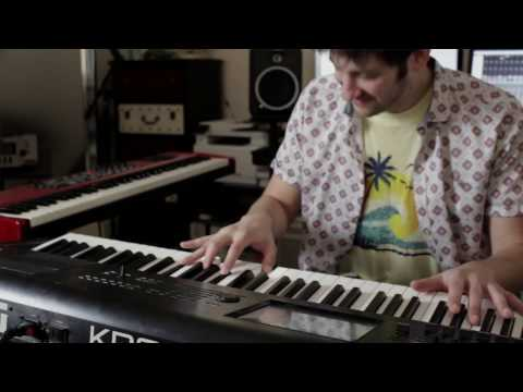 Finding the Falls (Studio Recording Video)