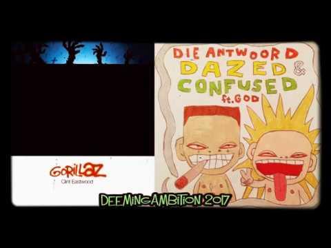 [Mashup] Dazed & Eastwood (Gorillaz + Die Antwoord)