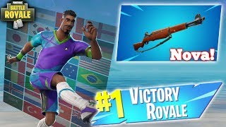 FORTNITE-FOOTBALL SKINS BACK TO THE STORE!!!