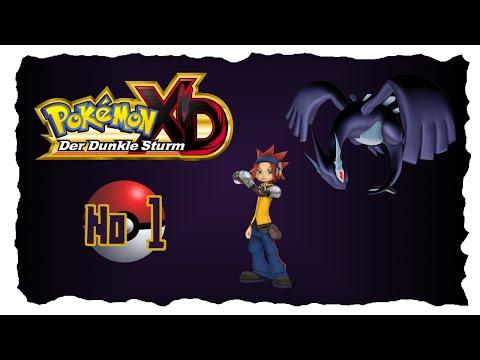 Let's Play Pokémon XD: Der Dunkle Sturm #1: Neue Crypto Pokemon nach 5 Jahren [HD|Deutsch]