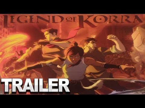 The Last Airbender: Legend of Korra - Trailer #2