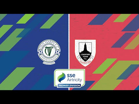 Premier Division GW18: Finn Harps 1-1 Longford Town