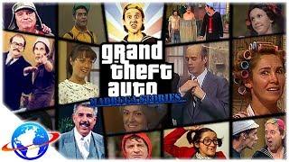 YTPBR - Grand Theft Auto: Madruga Stories