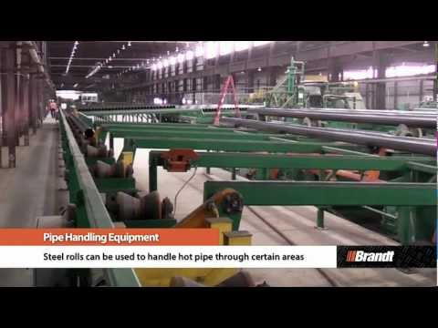 Brandt Pipe Handling Equipment