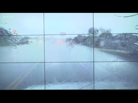 Austin ranked low for driving in wet weather. Here are some tips to drive safe