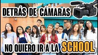 Download lagu Detrás De Cámaras De No Quiero Ir a La School Parodia MP3