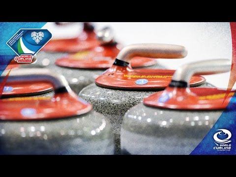 Turkey v Germany Semi-finals (Men) - World Junior-B Curling Championships 2017