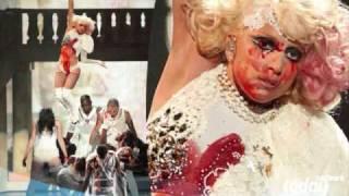 Lady gaga vma performance paparazzi ...