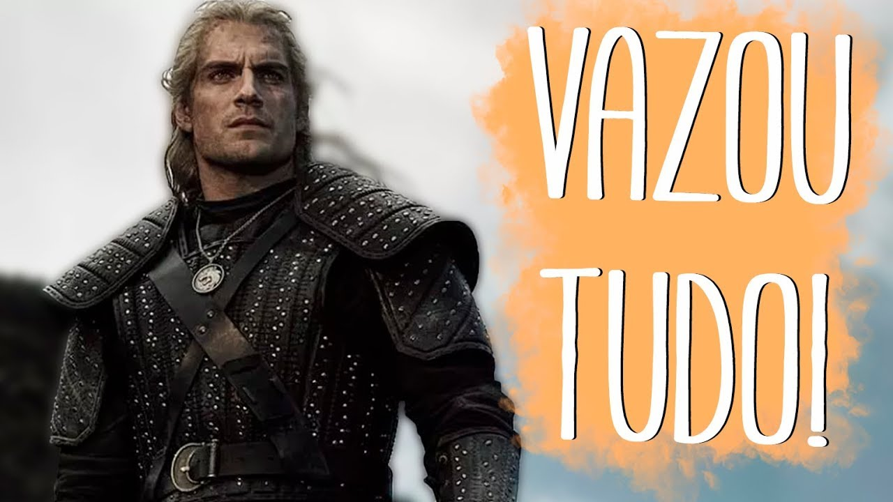 Download NOVOS VAZAMENTOS DA SÉRIE DE THE WITCHER DA NETFLIX!!!!