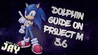 How To Install Project M for Dolphin (after shutdown)