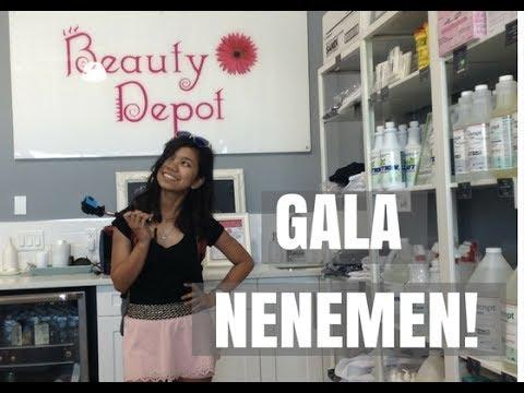 NINJA MOVES VLOG, Cosmetology Field Trip at Calgary mga bes! - VLOG #16