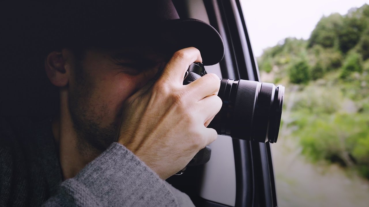 Travel Photography Hacks — Road Trips & Helicopters — video thumbnail