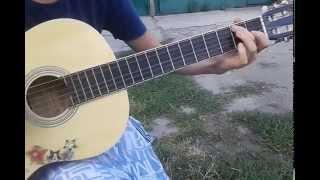 красивый вальс на гитаре