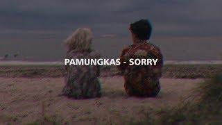 Sorry - Pamungkas (Lyrics)