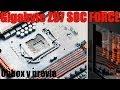 Gigabyte Z97X-SOC Force unbox y vista previa