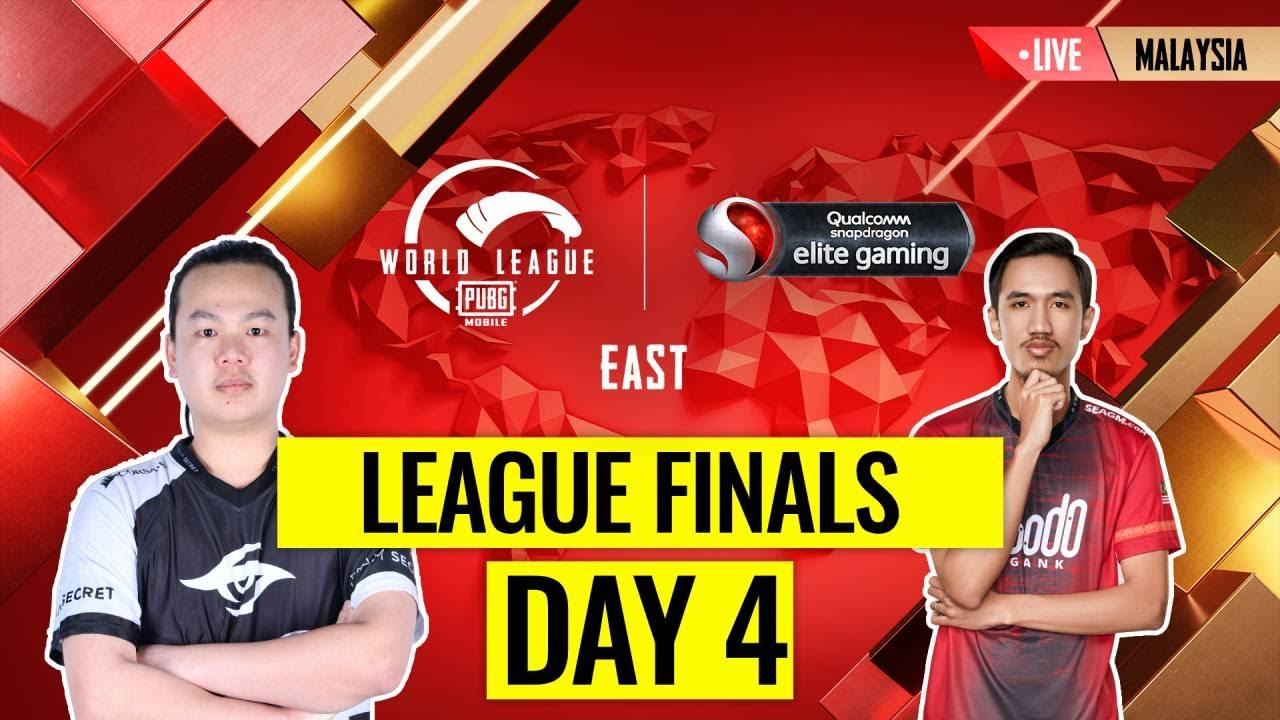 [MALAY] PMWL EAST - League Finals Day 4 | PUBG MOBILE World League Season Zero (2020)