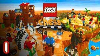 Lego Chess - Western Gameplay #1 - Windows 10, 64 bit (2015)