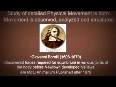 BIOMECHANICS, KINESIOLOGY AND MOVEMENT: SUPER BODY, SUPER BRAIN BACKGROUND HISTORY