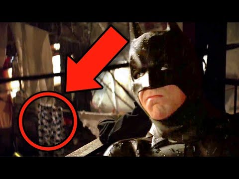 BATMAN BEGINS Breakdown! Easter Eggs & Details You Missed! (Nolan Dark Knight Trilogy Rewatch)