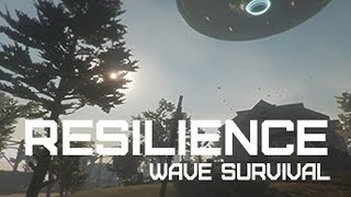 Resilience Wave Survival Gameplay HD