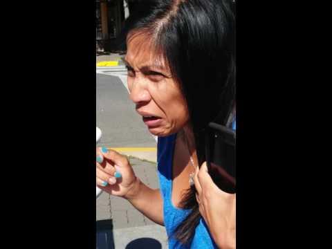 Mom vs Stranger tries Ashland's Lithia Water