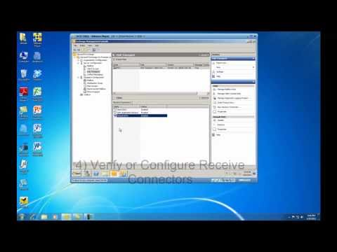 Exchange 2010 POP3 and IMAP4 Support
