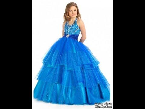 e5e66587632e7 تفصيل فستان اطفال ٨ سنين ج١ - YouTube
