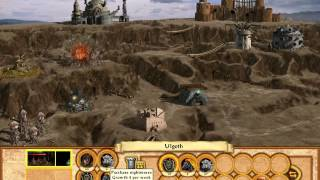 Heroes of Might and Magic IV : Gathering Storm Campaign - Opposites Attract - Into the Jungles