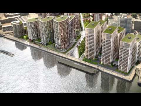 Waterfront - Architecture
