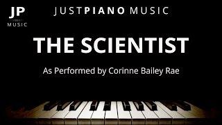 The Scientist Piano Accompaniment Corinne Bailey Rae