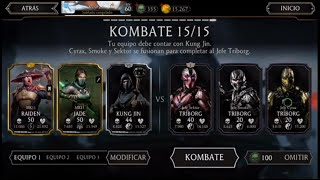 Mortal Kombat Mobile #41 - Triborg Sektor y compra de packs