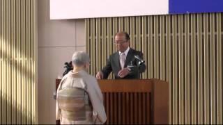 平成26年 鯖江市高年大学 閉講式