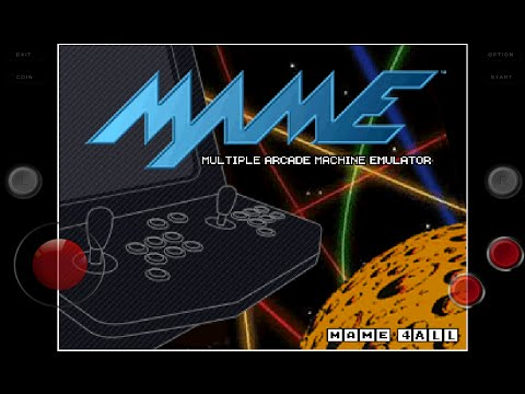 MAME4droid (0.37b5) --- Install ROMs On Your Android (Video Update)